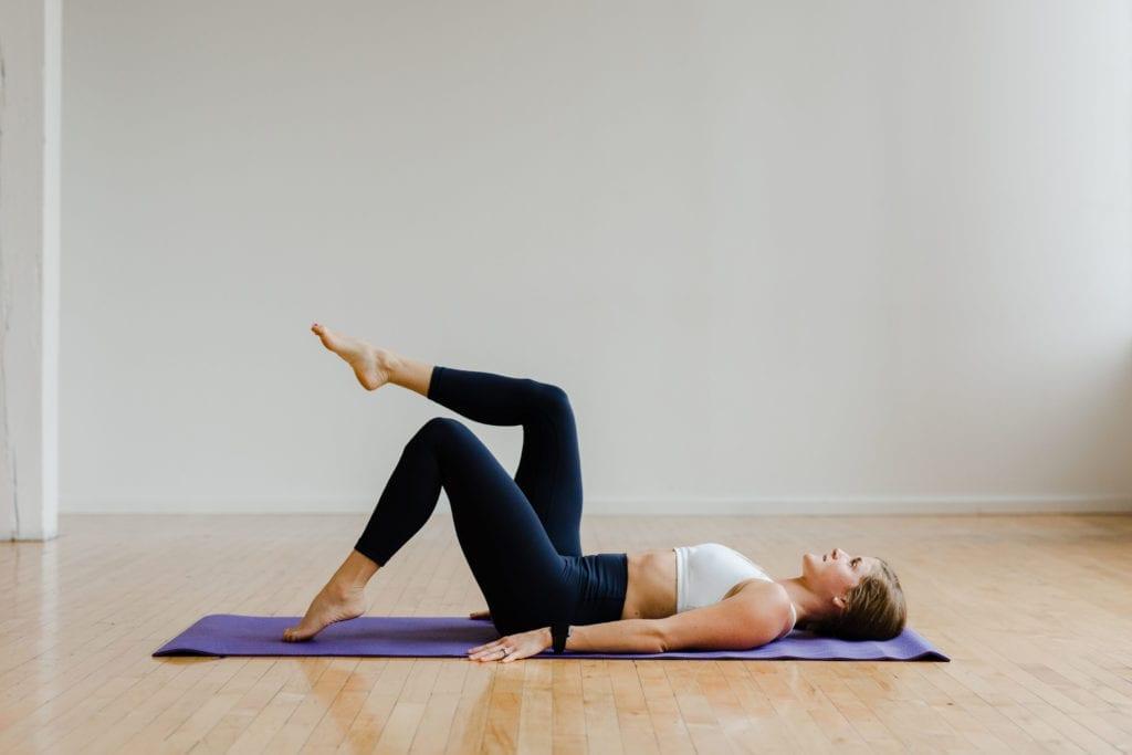 Postpartum pelvic floor recovery exercises