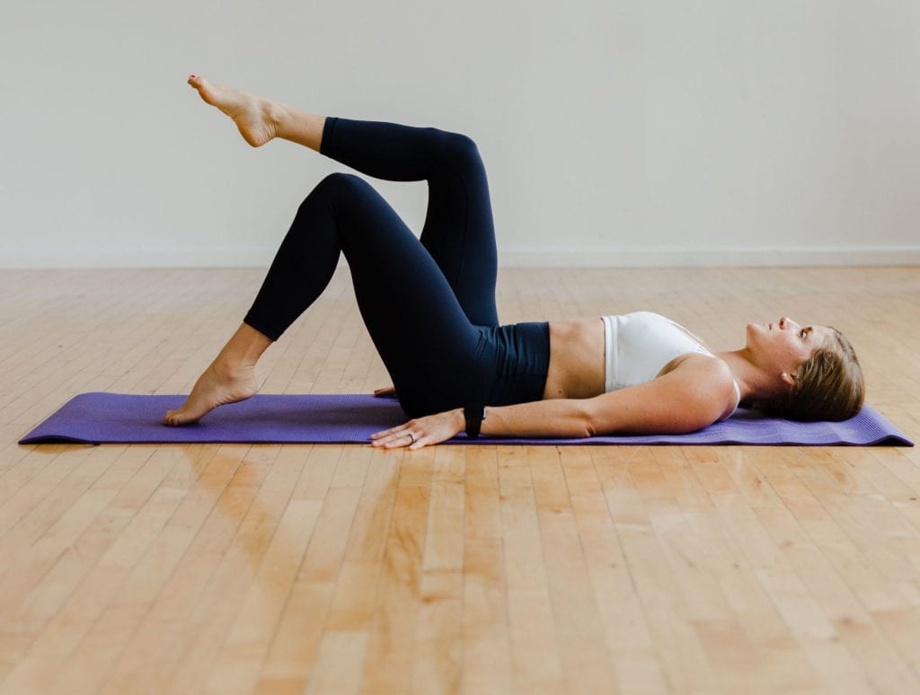 Postpartum Core Recovery + Diastasis Recti Exercises