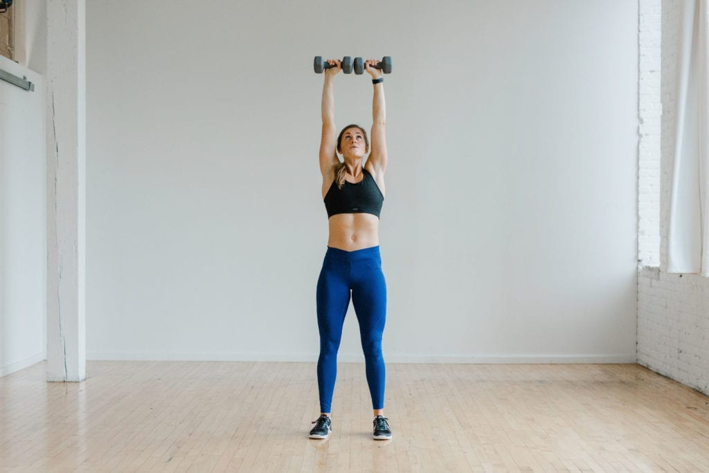 b03a7526010f1 5 Best Upper Body Exercises for Women | Nourish Move Love