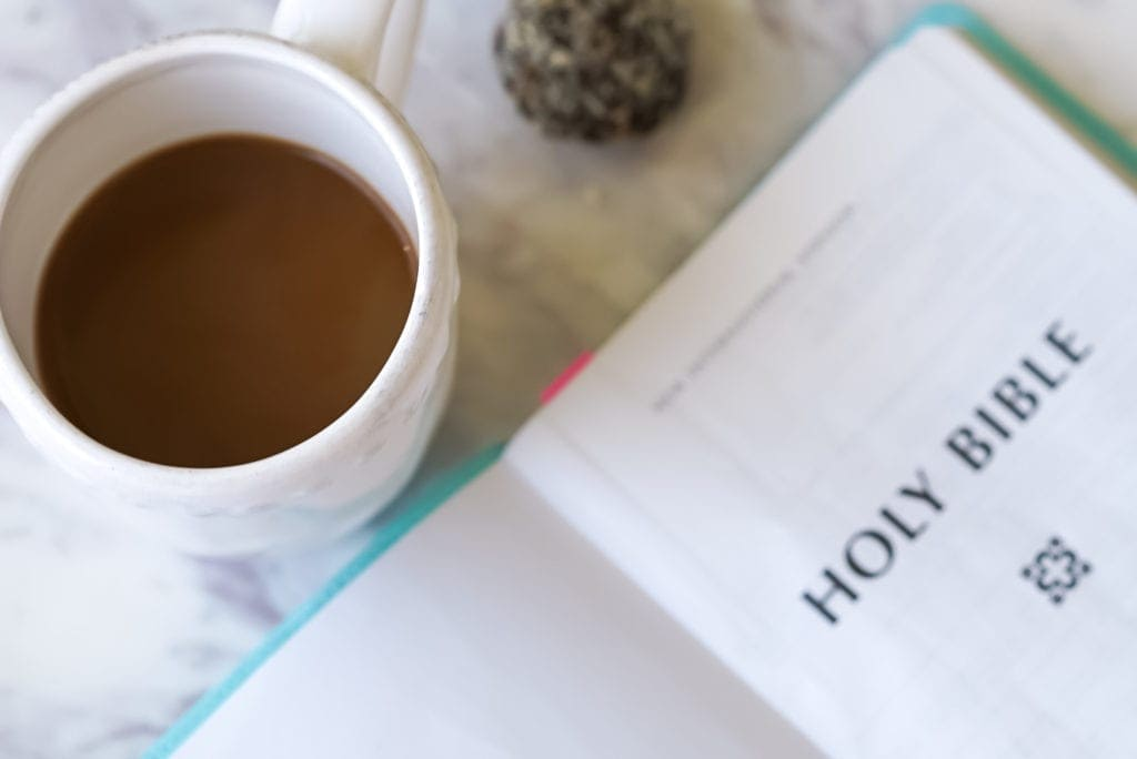 Weekly Bible Study | Coffee and Jesus image | overcoming negative thoughts