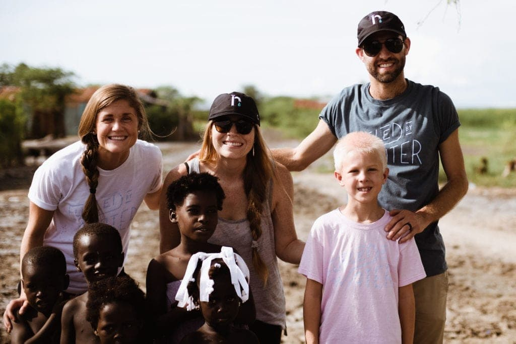Tikaden Haiti | Clean Water | Water Project
