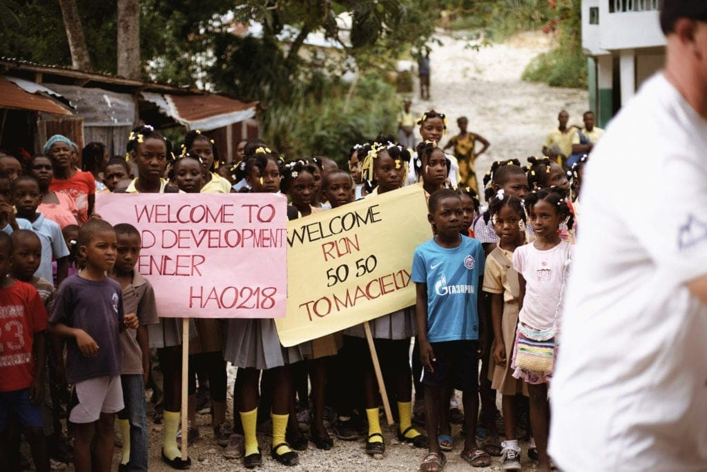 Macieux Haiti | Run5050