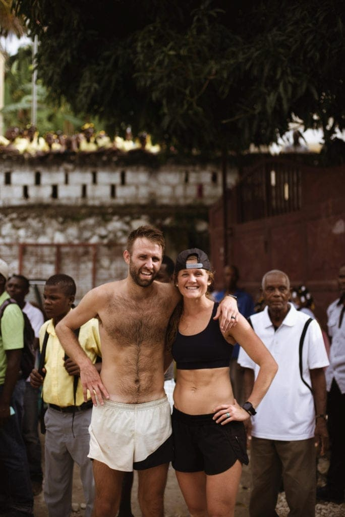 Run5050 | Haiti | Running for Clean Water