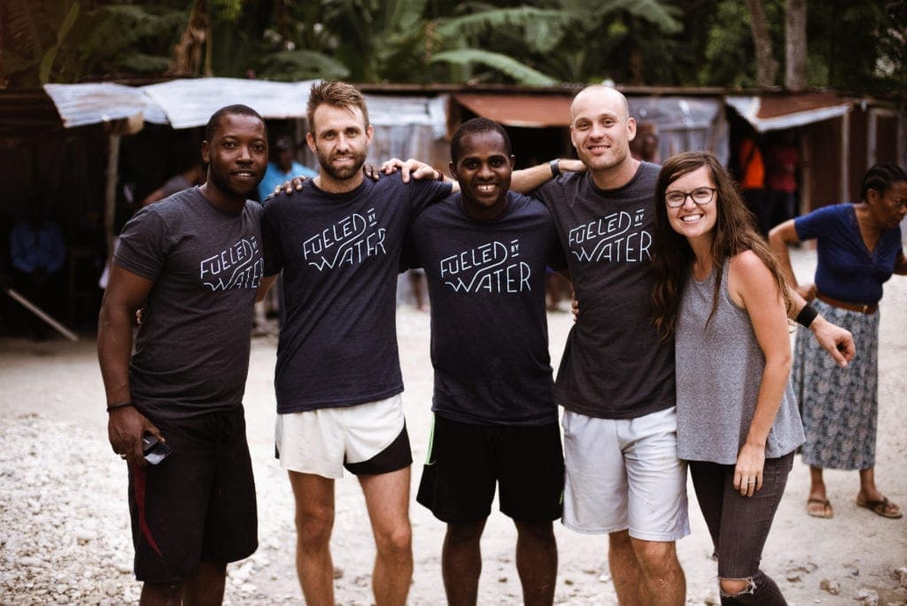 Healing Waters Team | Haiti