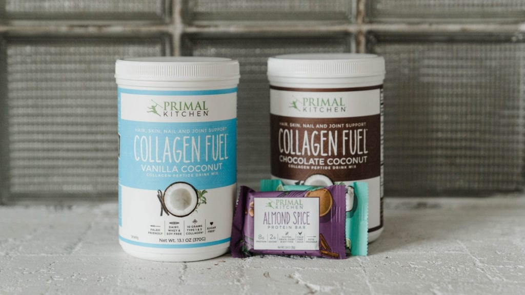 Primal Kitchen | Collagen | Collagen Peptides | What to eat after a workout | food for muscle recovery