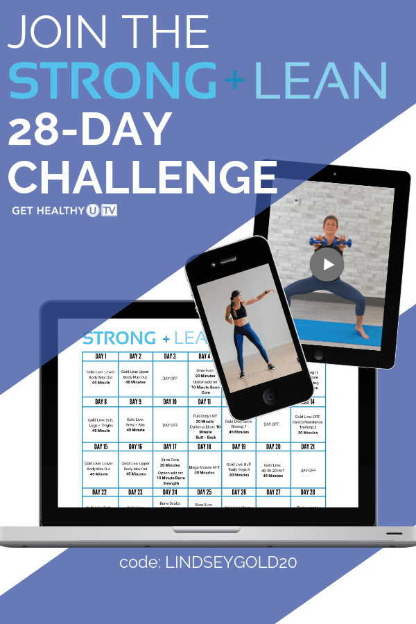 Strong + Lean in 2019 | Workout Challenge | Workout Plan | Workout Calendar
