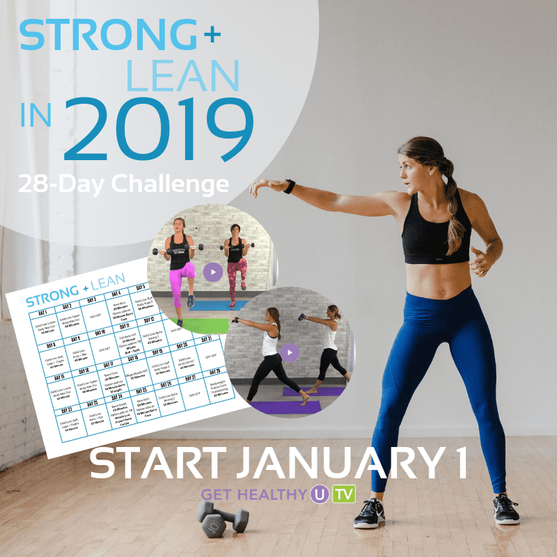 28 Day Workout Challenge | Workout Calendar | Workout Plan | Workout Video