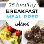 Meal prep breakfast | meal prep breakfast recipes