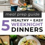 How to meal prep | Meal planning for weight loss | Meal Prep Recipes | Healthy Meal Prep