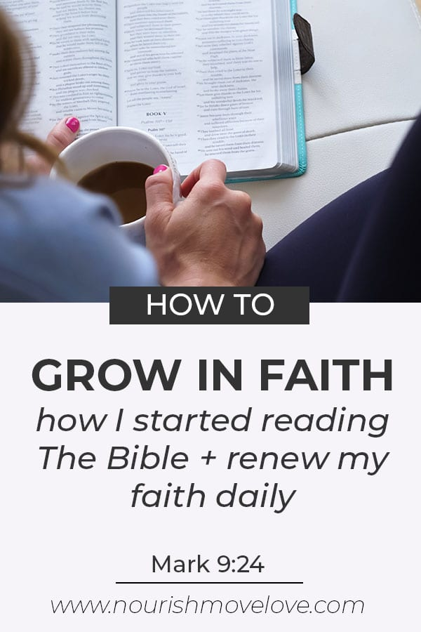 How to start reading the Bible | Bible Study | Bible Reading Plan | How to grow in faith