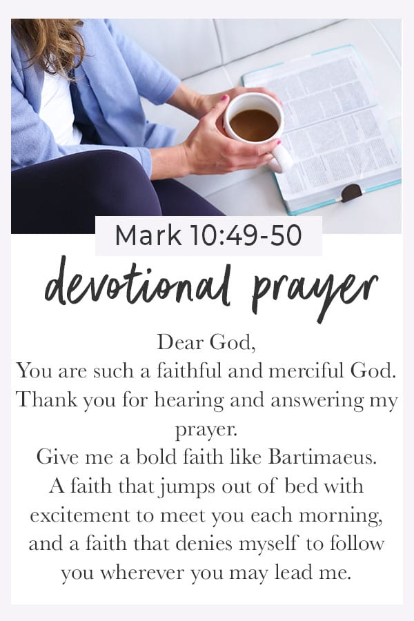 devotional prayer | prayer for asking God | women's devotional