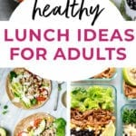 healthy lunch ideas | lunch ideas for adults and kids