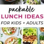 lunch ideas for kids | lunch ideas for adults