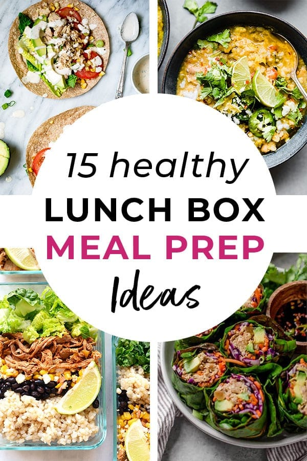 15 Healthy Lunch Box Ideas For Adults Kids Nourish Move Love