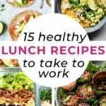 lunch recipes to take to work | lunch box recipes