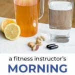 trainer tips for healthy mornings