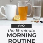 morning routine | trainer tips | be a morning person