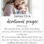 Prayer | Postpartum prayer | a prayer when faith is tested