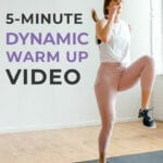 Dynamic warm up | the best warm up exercises