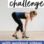30 day workout challenge for weight loss