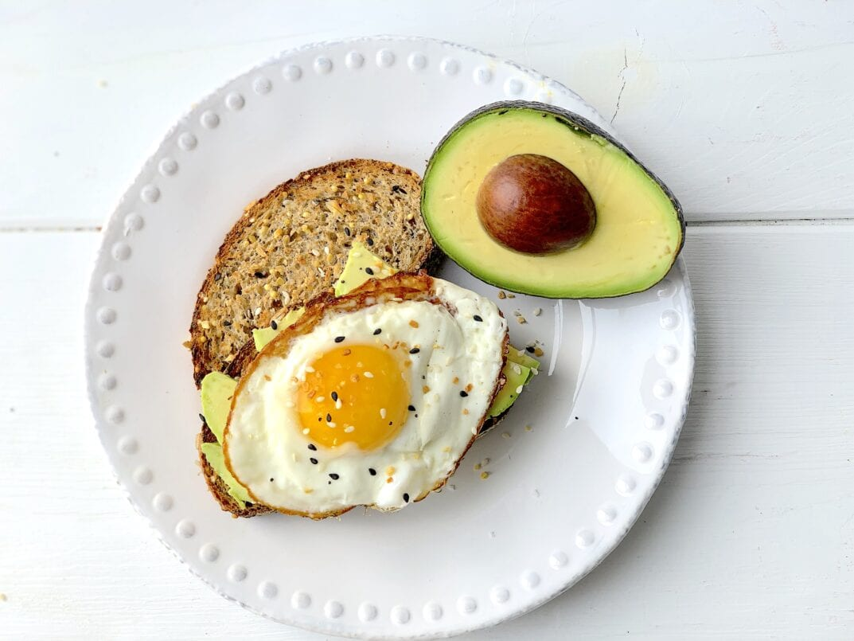 Avocado Toast | Pregnancy Cravings
