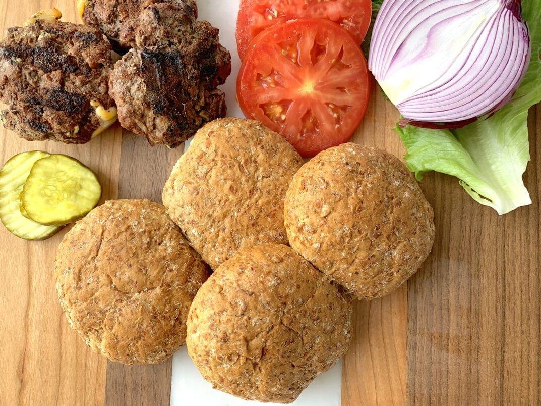 Pregnancy Foods | Build a Burger Bar
