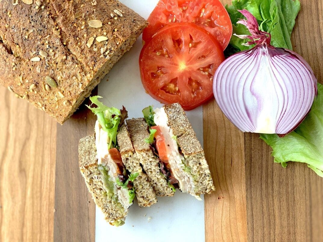 Warm Sandwiches | Foods for First Trimester Morning Sickness