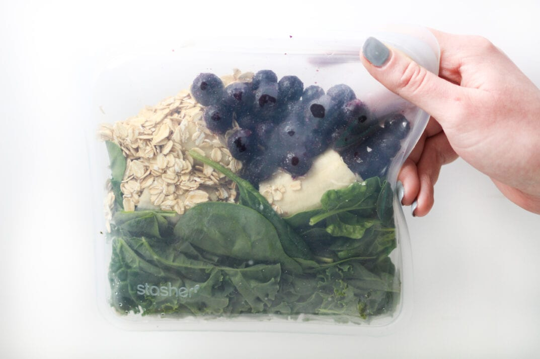 Meal Prep Smoothie Pack