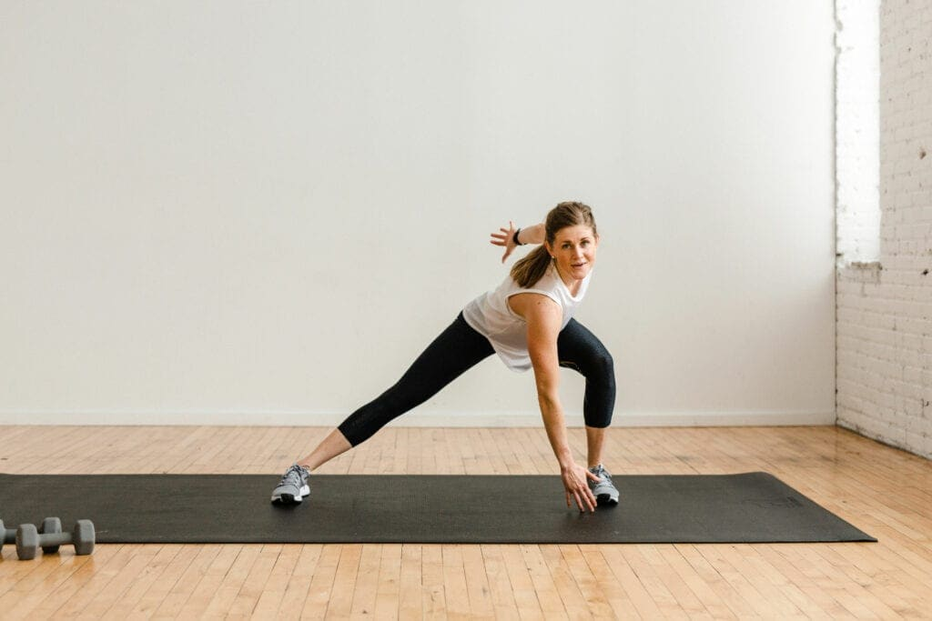 Lateral Lunge Exercise | Workout for Women