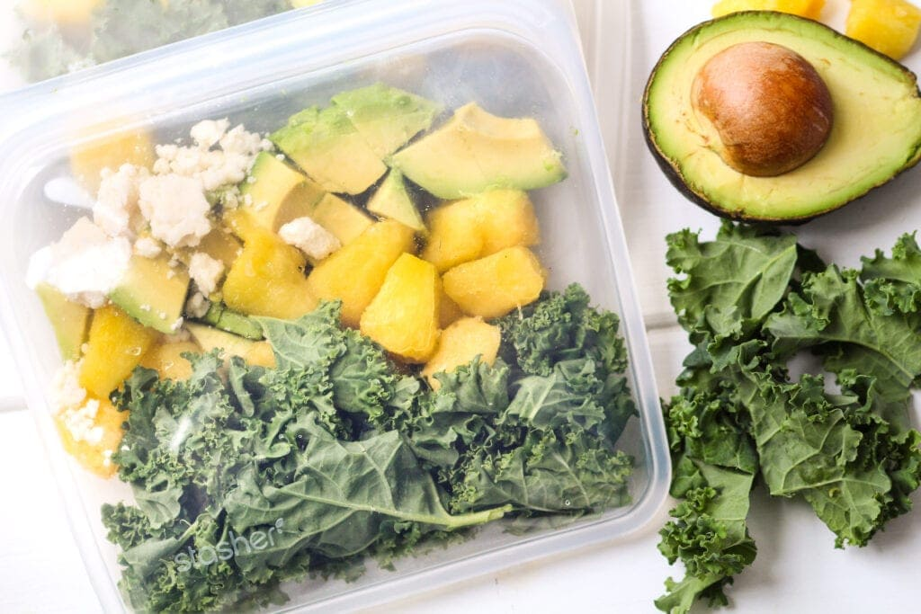 How To Make Meal Prep Smoothie Packs