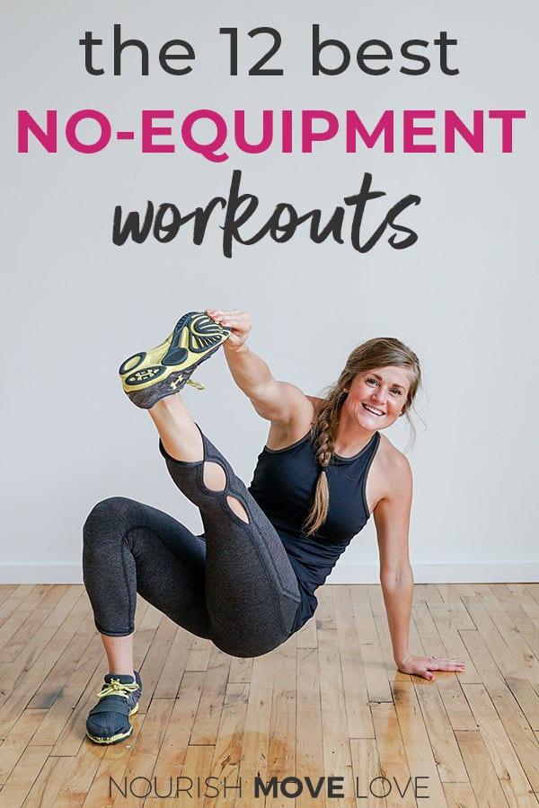 beginner bodyweight workout | body weight exercises