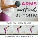prenatal arm workout