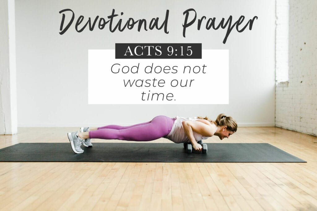devotional prayer | Bible Study for Women