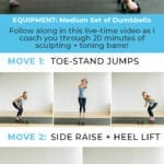 Barre Workout | Barre Fitness | Barre Class