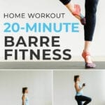 barre fitness | online workout videos