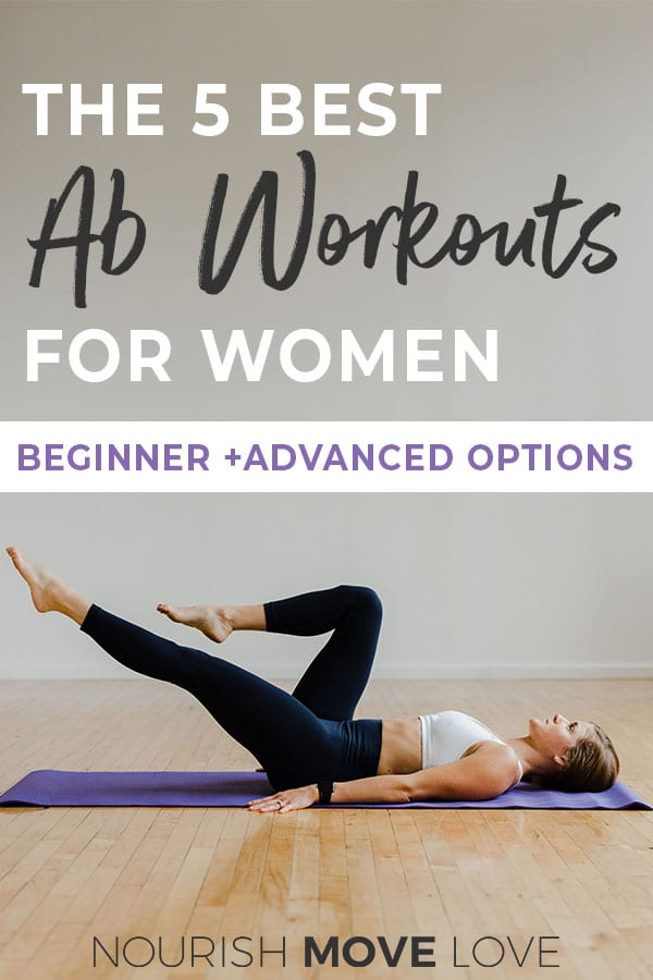 Best Ab Workouts for Women | Ab exercise
