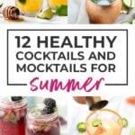 healthy drink recipes | mocktail | mocktail recipes