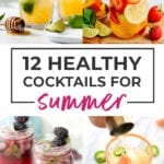 mocktail recipes | mocktail | healthy cocktails