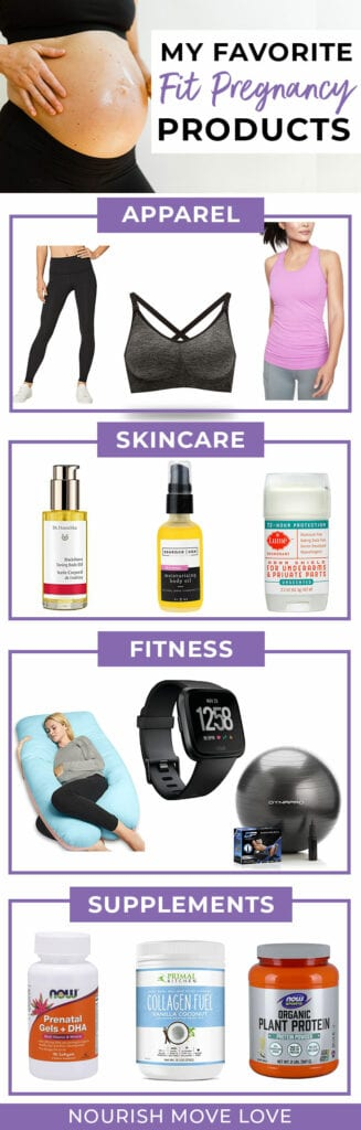 The Ultimate Fit Pregnancy Product Guide