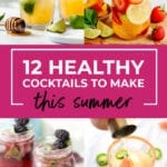 12 healthy mocktails | mocktail recipes and cocktail recipes