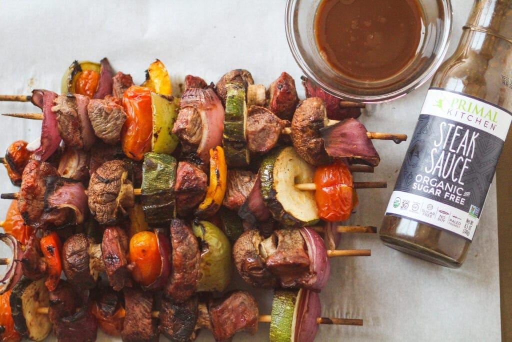 beef kabob marinade