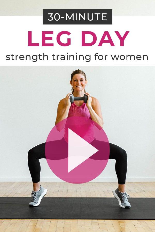 leg day | leg workouts for women | leg day workout women