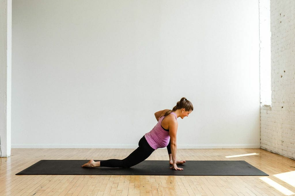 hip opening stretches