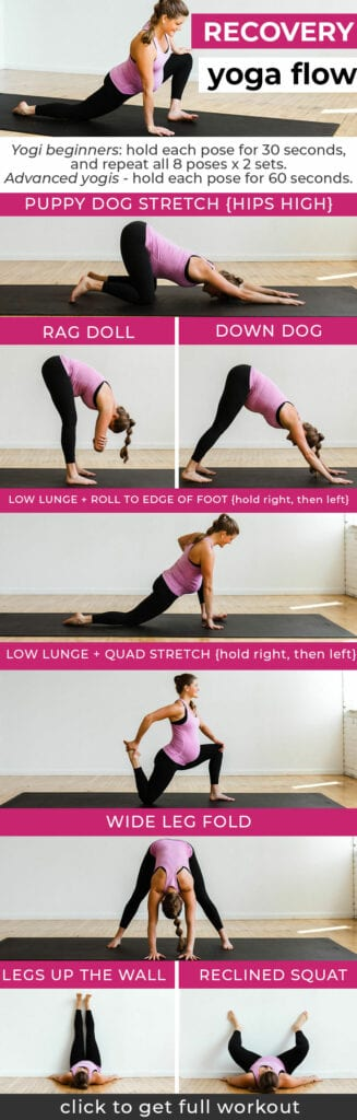 Recovery Flow Yoga