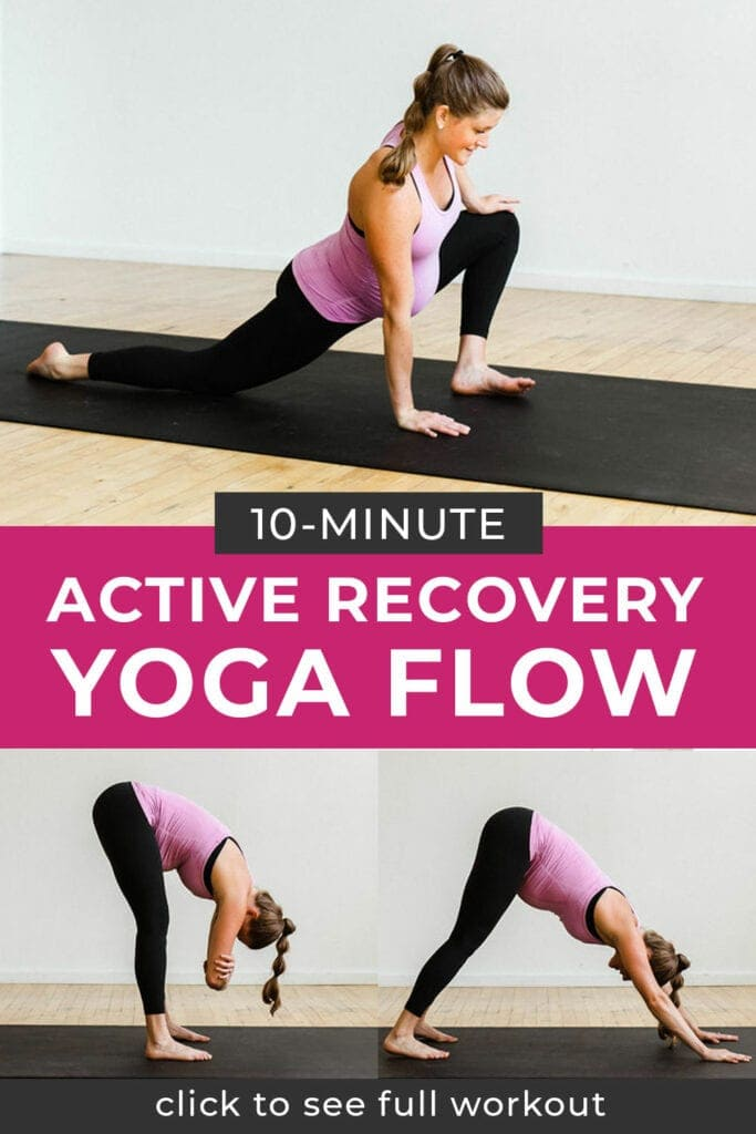 Active Recovery yoga flow