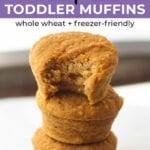 sweet potato muffins | breakfast meal prep