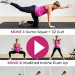 Full body dumbbell workout | pregnancy workouts