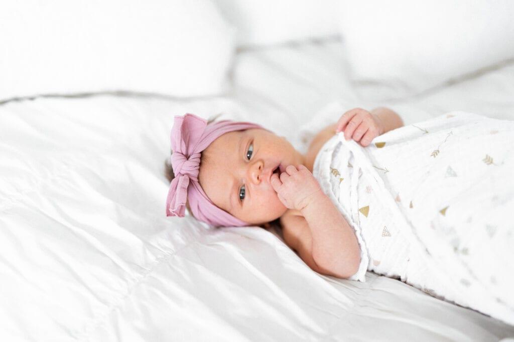 Meet Bella Bomgren Birth Announcement