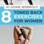 the best back exercises for women