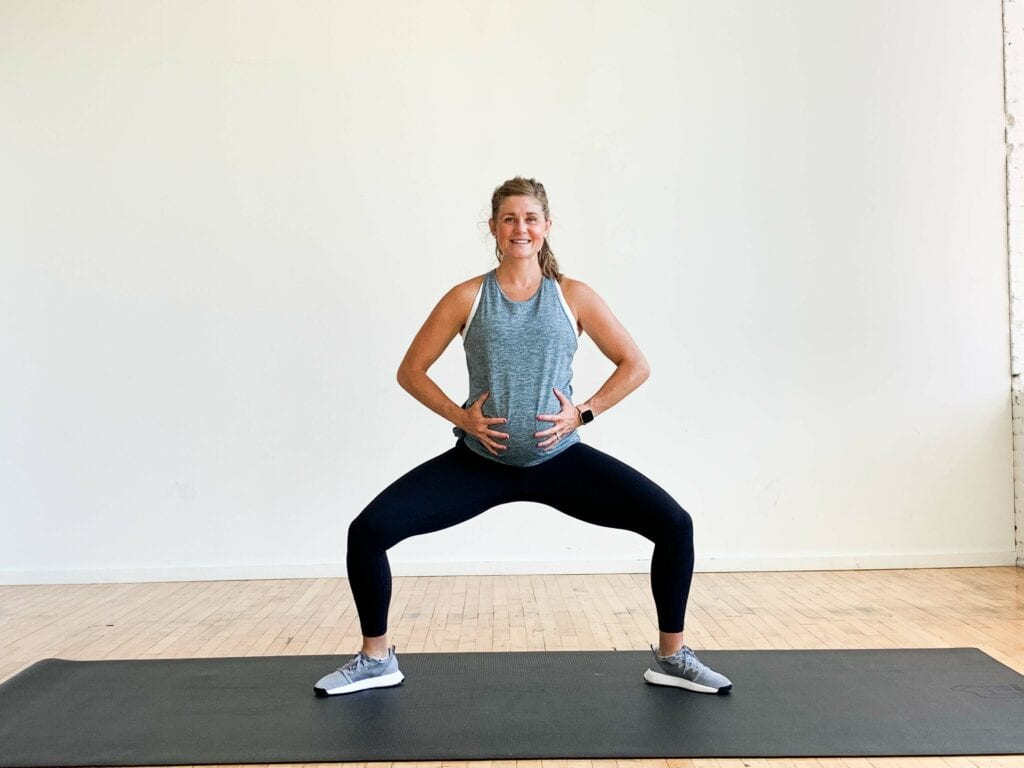 pelvic floor and core exercises during pregnancy